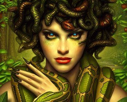 Medusa~ Goddess of Transformation
